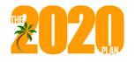 2020 plan logo palm tree